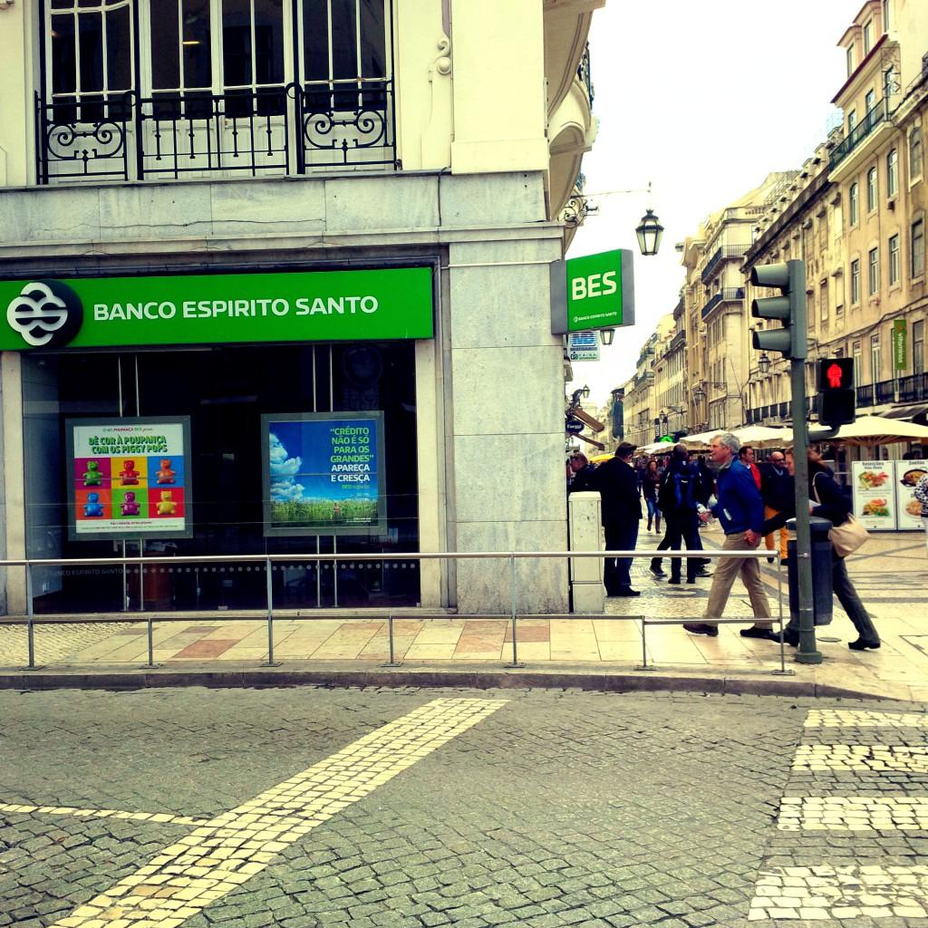 bonos emitidos Banco Espirito Santo