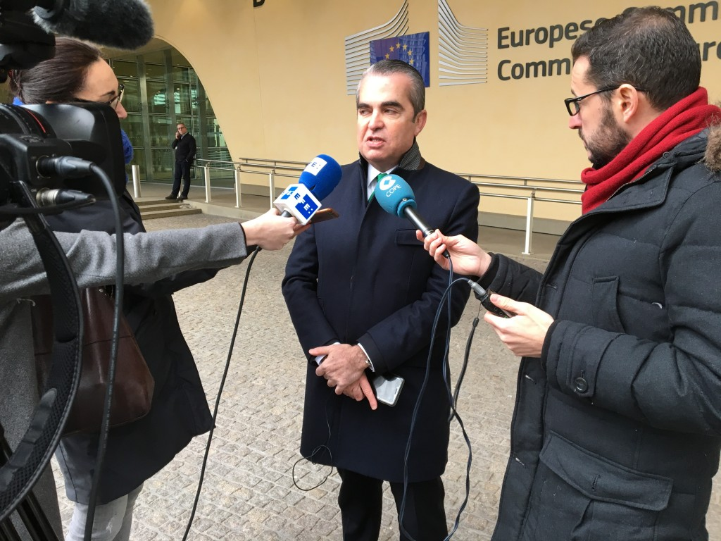 Juan Ignacio Navas en la CE tras la sentencia del TJUE sobre Cláusulas suelo