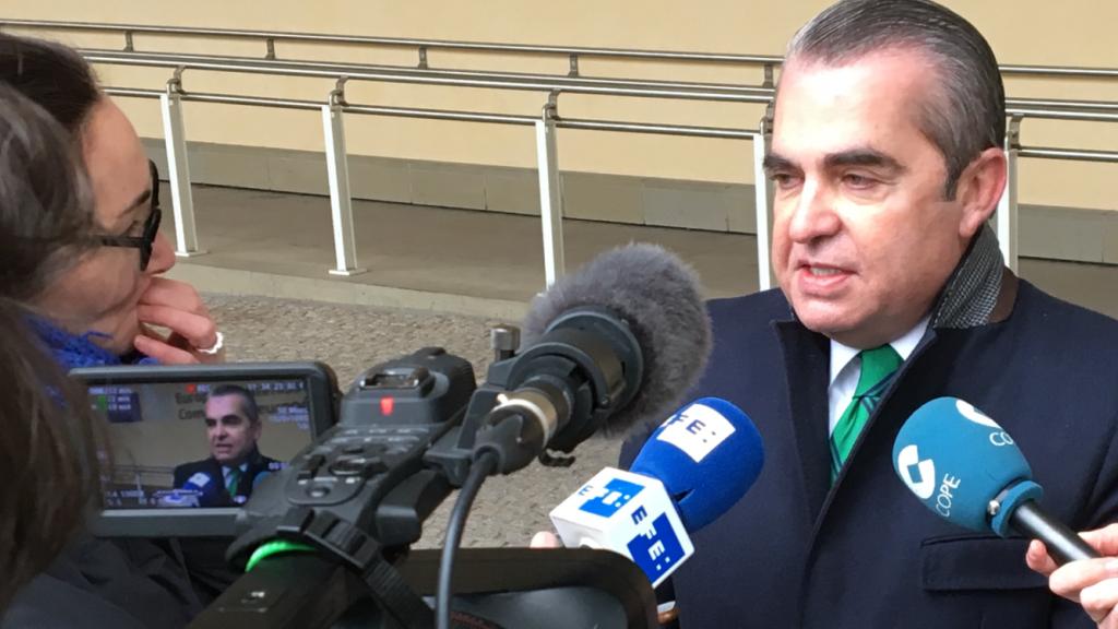 Juan Ignacio Navas en la CE tras la sentencia del TJUE sobre retroactividad Cláusulas suelo