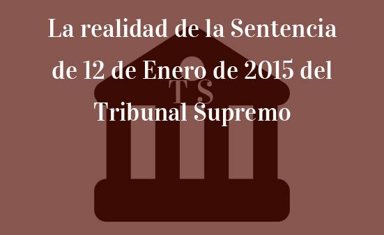 La-realidad-de-la-Sentencia-de-12-de-Enero-de-2015-del-Tribunal-Supremo-Juan-Ignacio-Navas