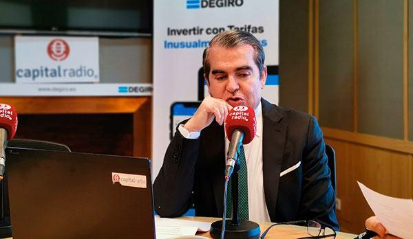 Juan Ignacio Navas en Conexión Bruselas