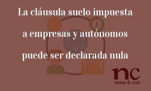 La-cláusula-suelo-impuesta-a-empresas-y-autónomos-puede-ser-declarada-nula-Juan-Ignacio-Navas-Abogado-especialista-en-Derecho-Bancario